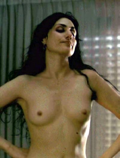 Ronit Elkabetz Nude